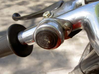 Boton de bocina Gilera 150 SS