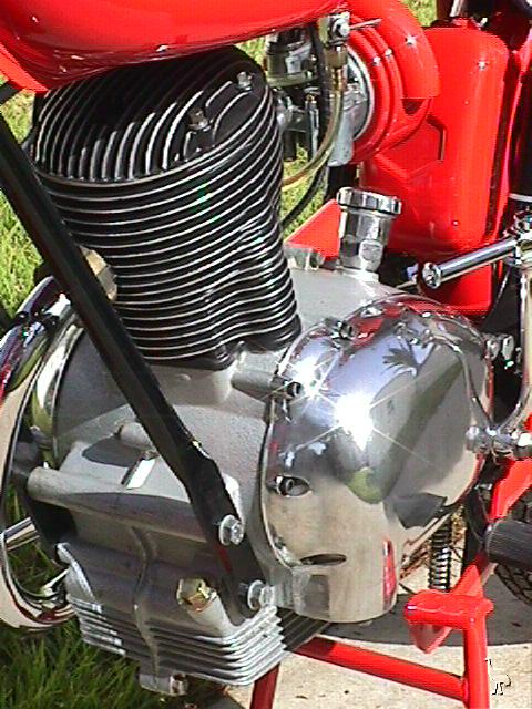 Motor Gilera