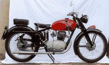 Gilera 150 1951
