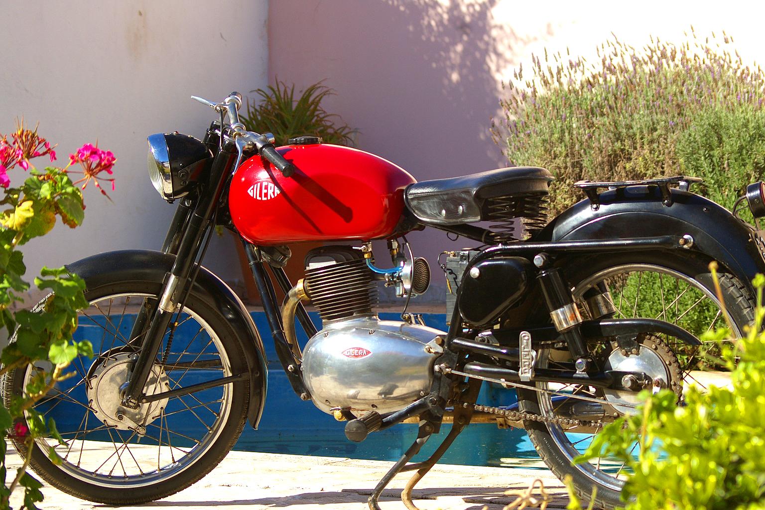Gilera 150 1958 Cordoba