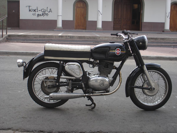 Gilera GT