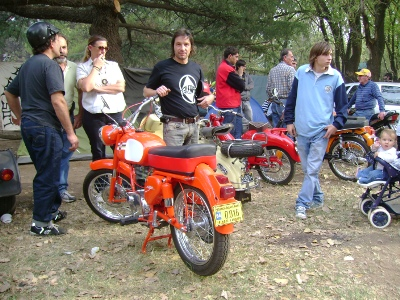 Giubileo 175 1964 Encuentro Motos