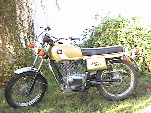 Gilera 200 1980