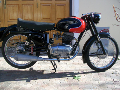 Gilera 150 SS