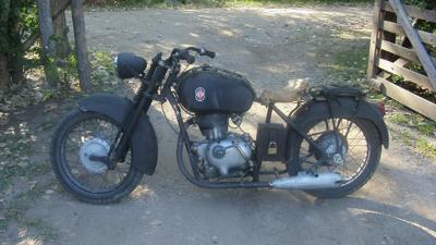 Gilera Custom 2