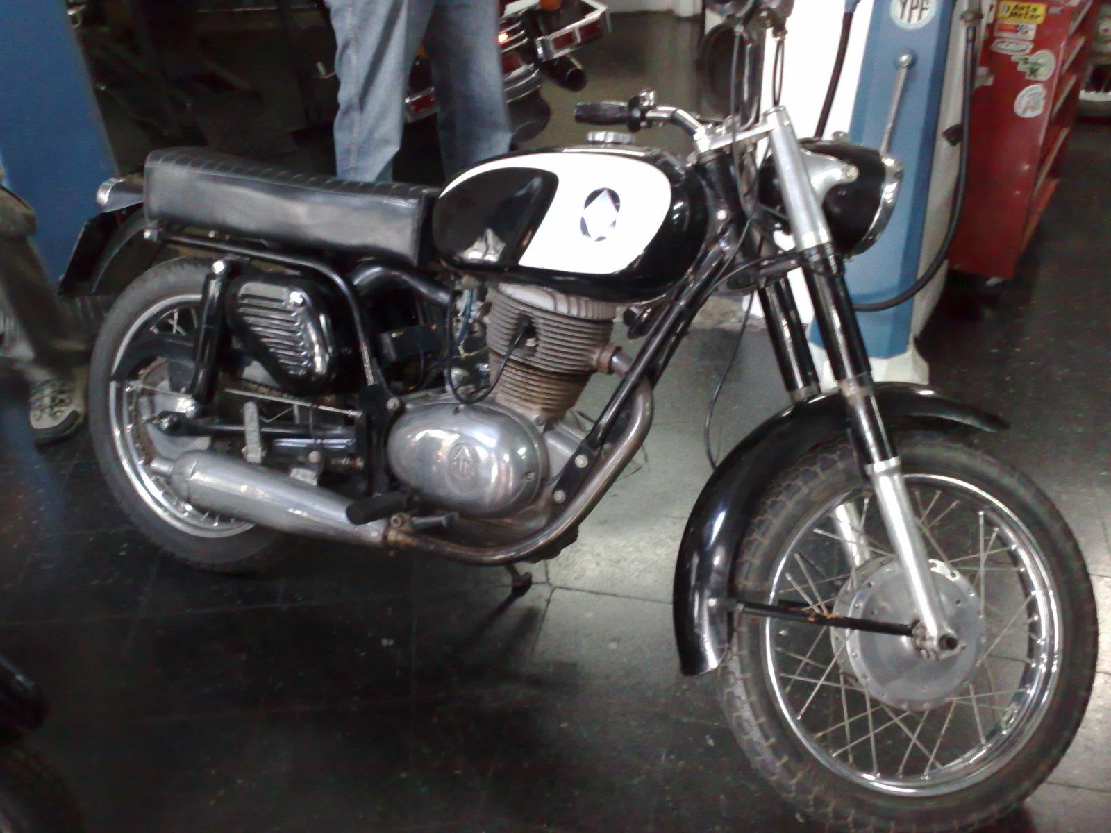 Gilera 200