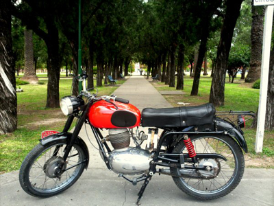 Gilera 150