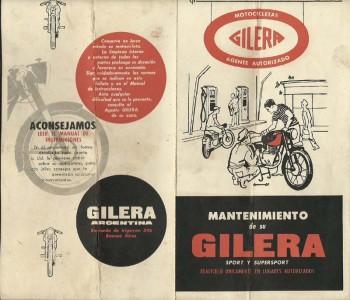 Servicio Técnico Gilera