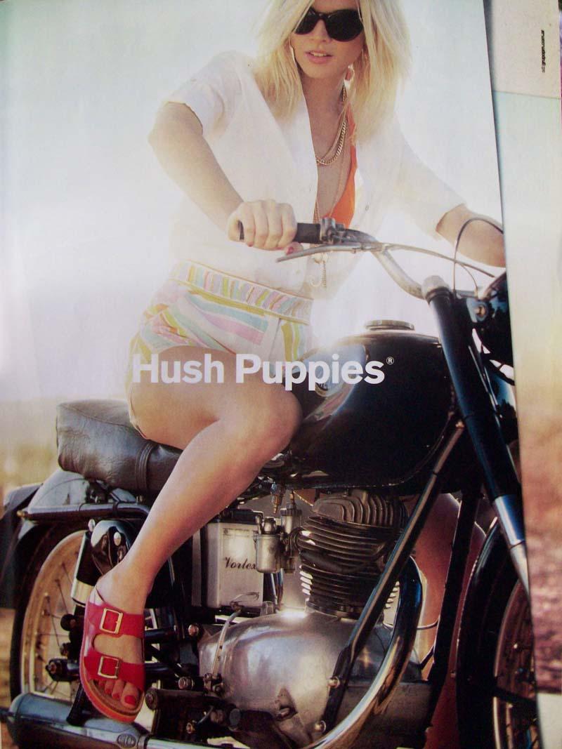Gilera Hush Puppies