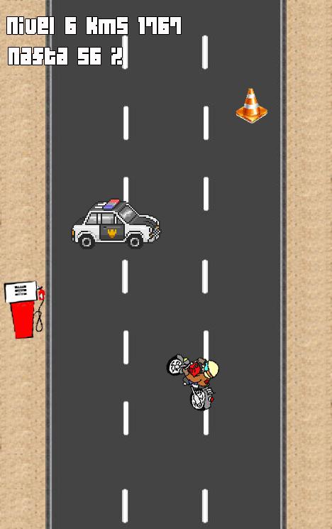 Juego Gilera Rider ScreenShot