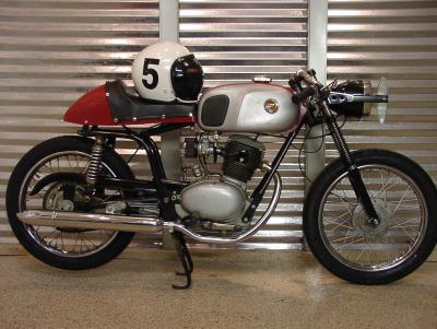 cafe racer – página 2 – motos gileras clásicas