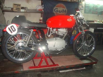 cafe racer – motos gileras clásicas